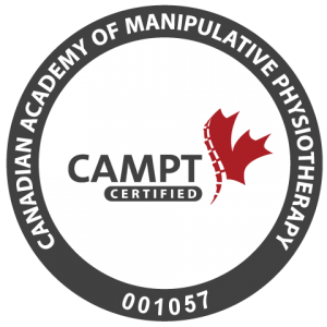 Canadian Academy of Manipulative Physiotherapy Certified